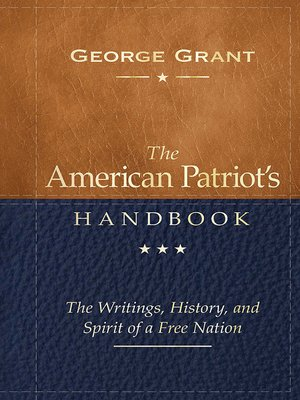 cover image of The American Patriot's Handbook