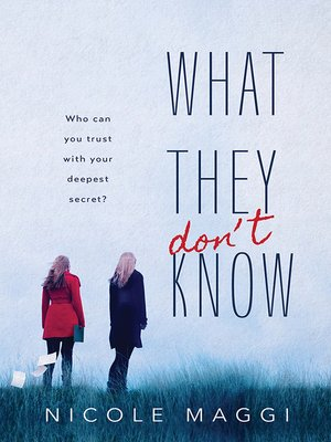 cover image of What They Don't Know
