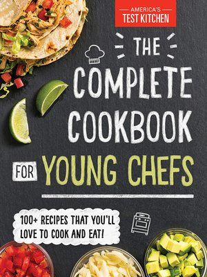 cover image of The Complete Cookbook for Young Chefs