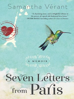 cover image of Seven Letters from Paris