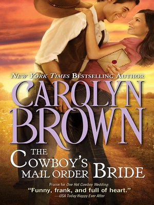 cover image of The Cowboy's Mail Order Bride