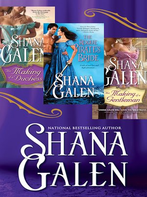 cover image of Shana Galen Bundle