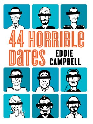 cover image of 44 Horrible Dates