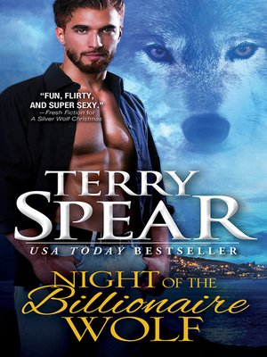 cover image of Night of the Billionaire Wolf
