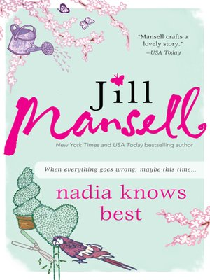 cover image of Nadia Knows Best