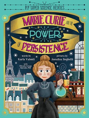 cover image of Marie Curie and the Power of Persistence
