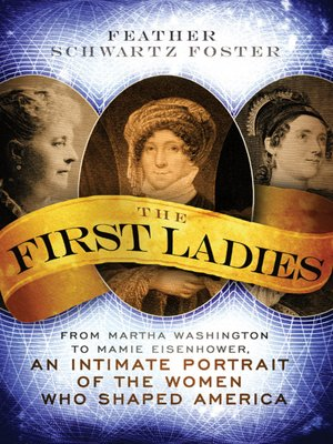 cover image of The First Ladies