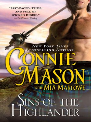 cover image of Sins of the Highlander