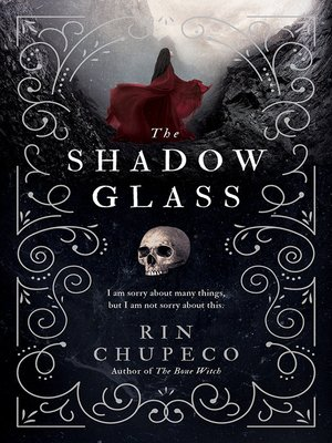 cover image of The Shadowglass