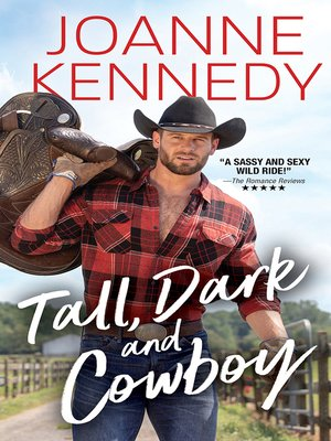 cover image of Tall, Dark and Cowboy