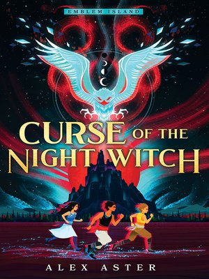 cover image of Curse of the Night Witch