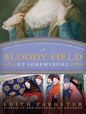 cover image of A Bloody Field by Shrewsbury