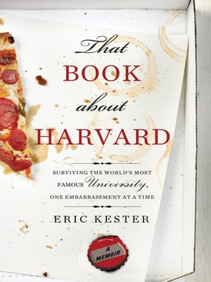 cover image of That Book about Harvard