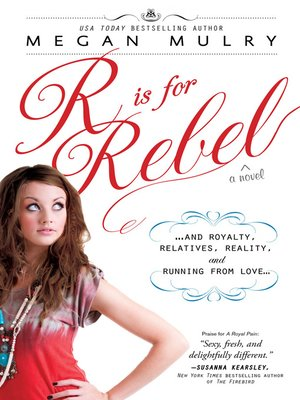 cover image of R Is for Rebel
