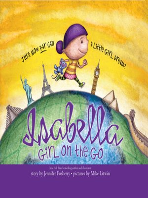 cover image of Isabella: Girl on the Go
