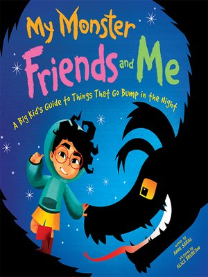 cover image of My Monster Friends and Me
