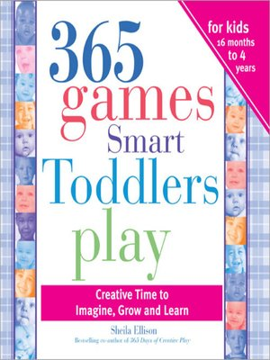 cover image of 365 Games Smart Toddlers Play