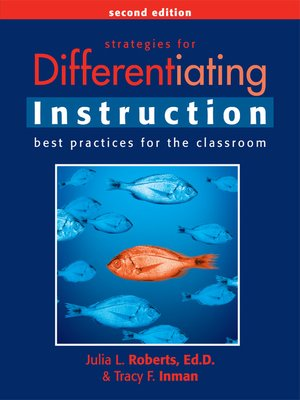 cover image of Strategies for Differentiating Instruction