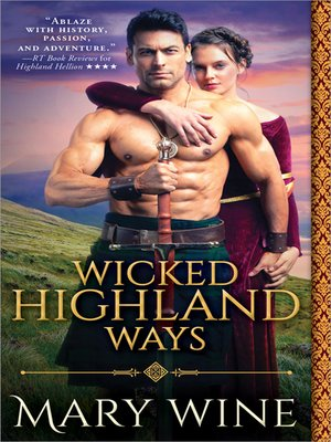 cover image of Wicked Highland Ways
