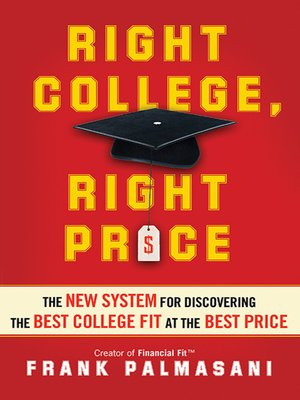 cover image of Right College, Right Price