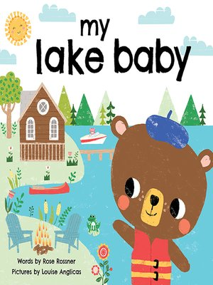 cover image of My Lake Baby
