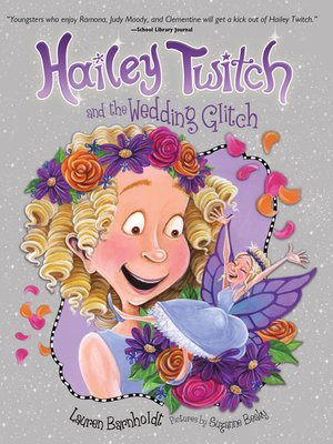cover image of Hailey Twitch and the Wedding Glitch
