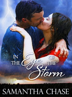 cover image of In the Eye of the Storm