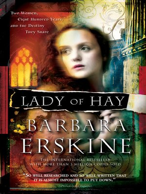 cover image of Lady of Hay