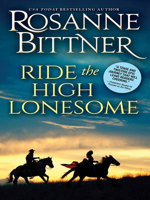 cover image of Ride the High Lonesome