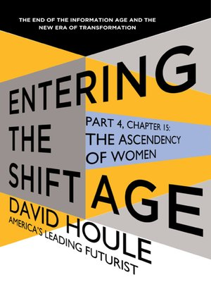 cover image of The Ascendency of Women (Entering the Shift Age, eBook 5)