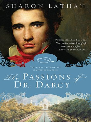 cover image of The Passions of Dr. Darcy