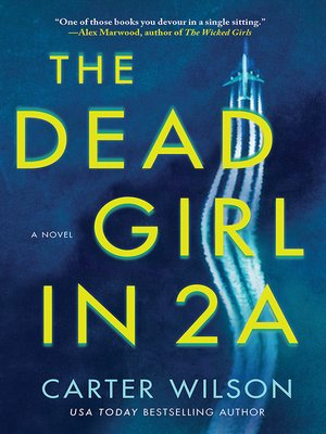 cover image of The Dead Girl in 2A