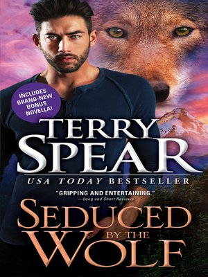 cover image of Seduced by the Wolf