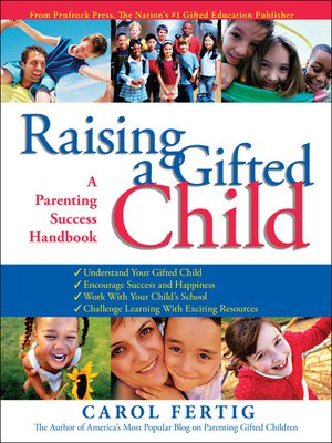 cover image of Raising a Gifted Child