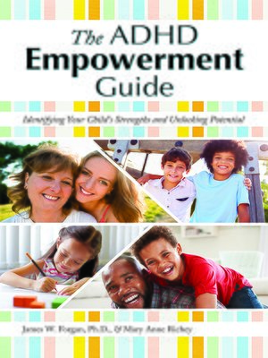 cover image of The ADHD Empowerment Guide