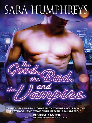 cover image of The Good, the Bad, and the Vampire