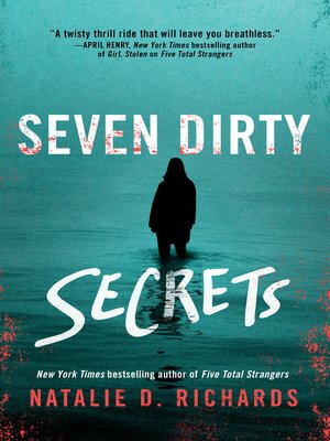 cover image of Seven Dirty Secrets