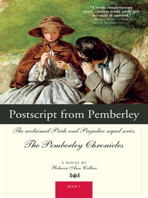 cover image of Postscript from Pemberley
