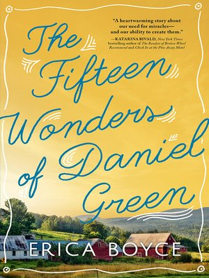 cover image of The Fifteen Wonders of Daniel Green