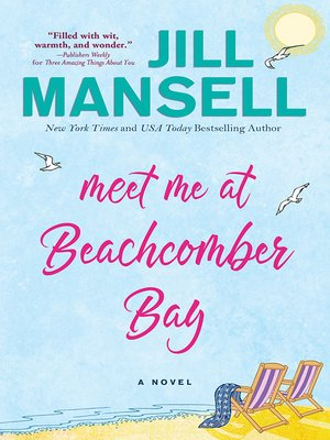 cover image of Meet Me at Beachcomber Bay