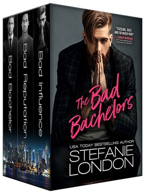 cover image of Bad Bachelors Bundle