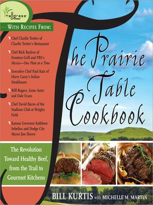 cover image of The Prairie Table Cookbook