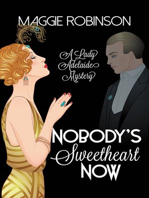 cover image of Nobody's Sweetheart Now