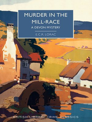 cover image of Murder in the Mill-Race