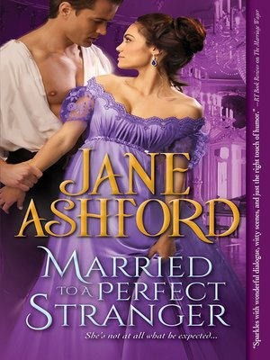 cover image of Married to a Perfect Stranger