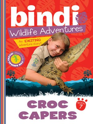 cover image of Croc Capers