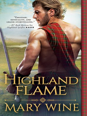 cover image of Highland Flame