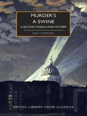 cover image of Murder's a Swine