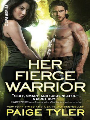 cover image of Her Fierce Warrior
