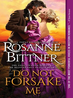 cover image of Do Not Forsake Me